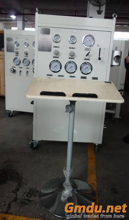 safety valve test bench