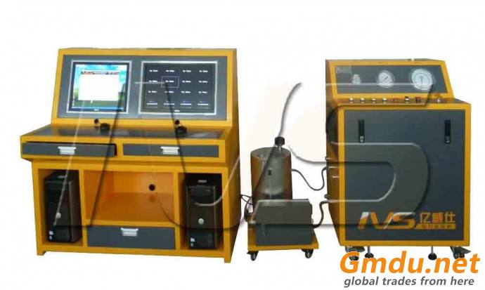 cylinder hydro-static test bench
