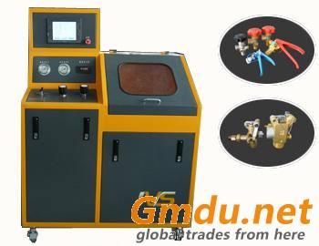 cylinder valve test bench