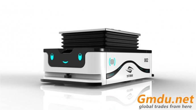 Traction Agv Vehicle Intelligent Transportation Laser Obstacle Avoidance Agv