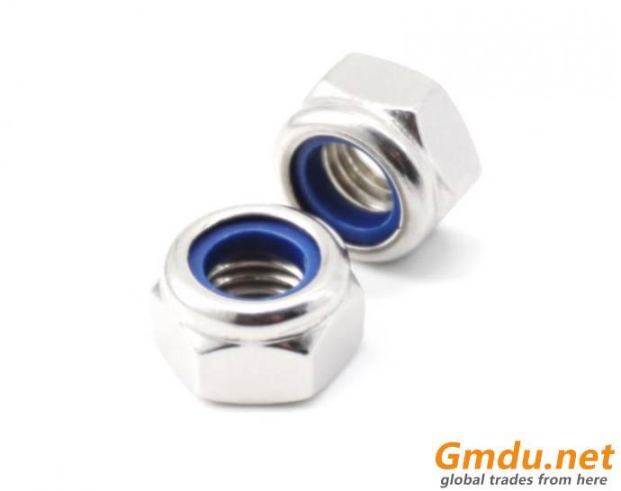 Hex Nylon Insert Lock Nuts