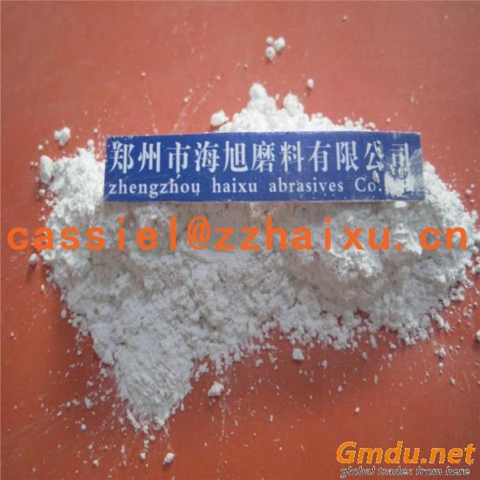 White fused alumina/white corundum /white aluminum oxide for electronic ceramic