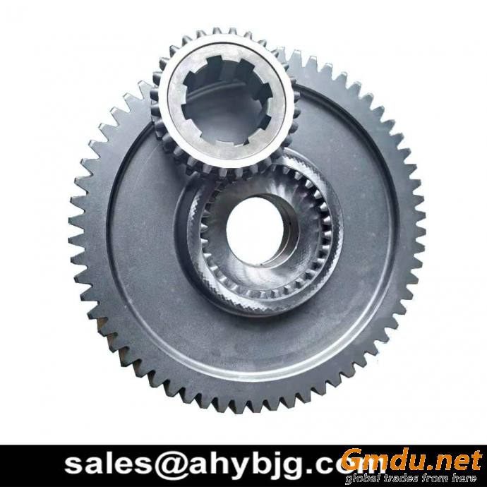 bevel gear for machine transmission