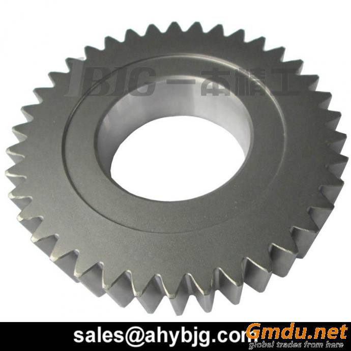 transmission gear for crane parts