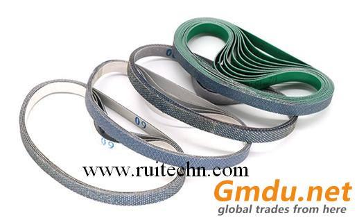 Diamond & CBN Sanding Belts