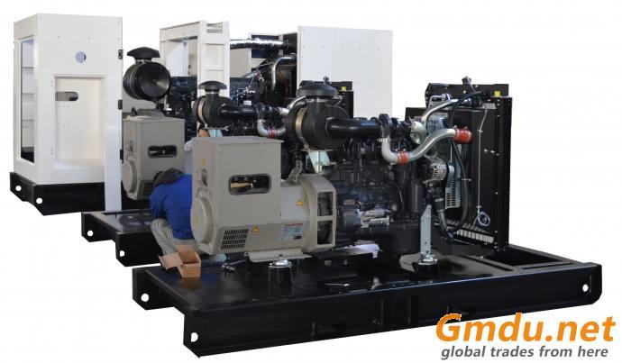 20 KVA Ricardo Engine Diesel Generator