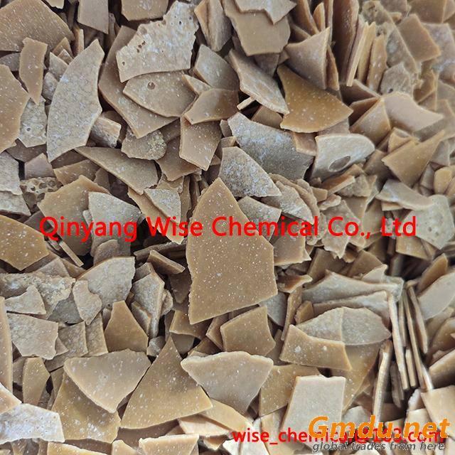 Low ferric sodium hydrosulfide flakes 70%