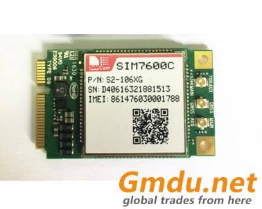 Simcom Wireless communication SIM7600C-PCIE 4G LTE Module