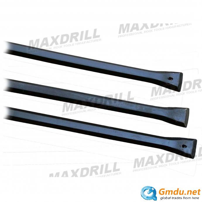 MAXDRILL Integral Drill Steel