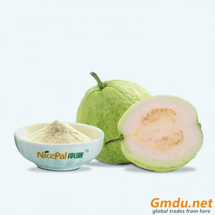 Natural Spray Dried Guava Fruit Juice Powder
