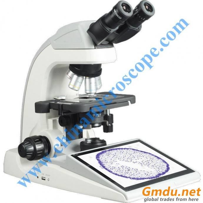 MIC Intescope biological microscope