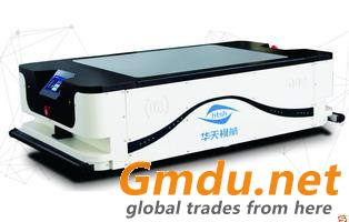 The Third Generation Magnetic Automated Guided Vehicle RFID Reader Agv