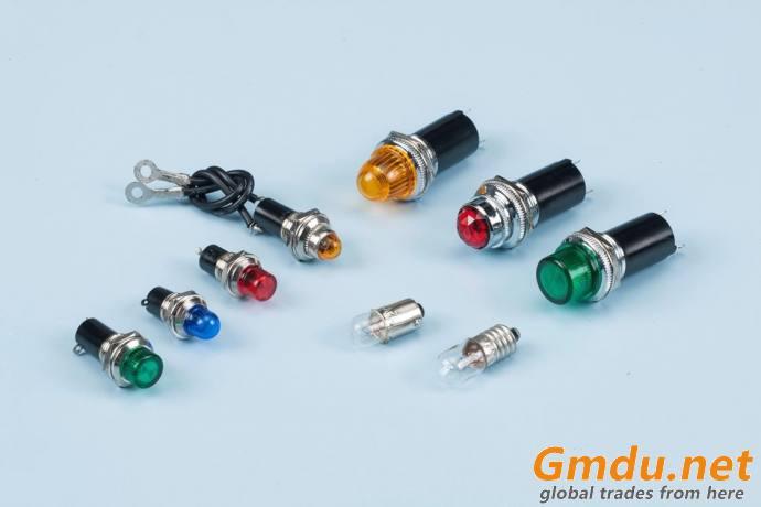 LED Metal indicator Light