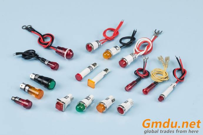 LED indicator Light Made in Taiwan