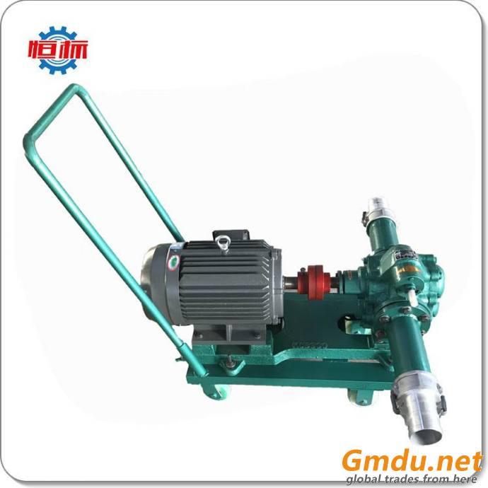 explosion-proof circular arc gear pump hydraulic gear oil pump