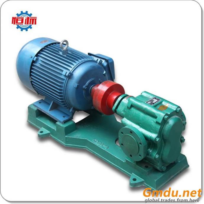road and bridge engineering mixing station dedicated gear pump