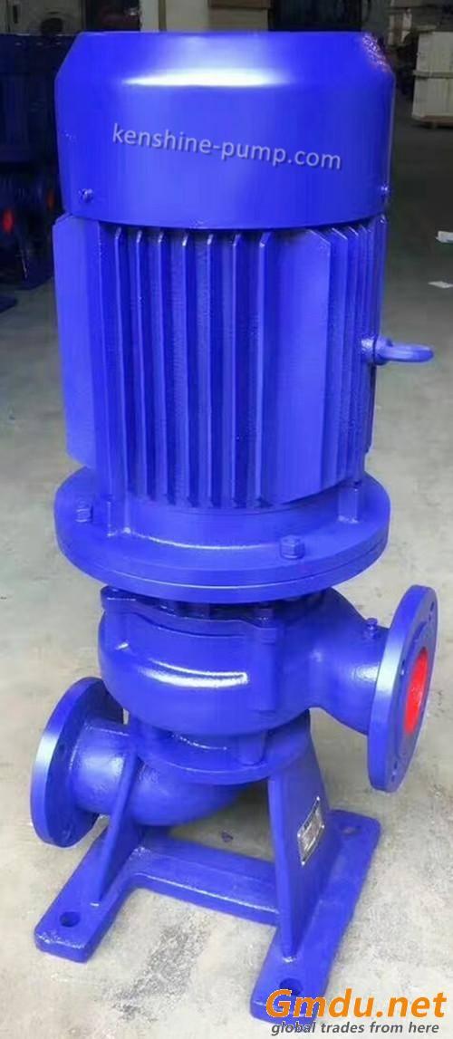 GW Vertical sewage centrifugal pump