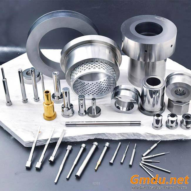 Tight Tolerance Precision Carbide Punch and Die