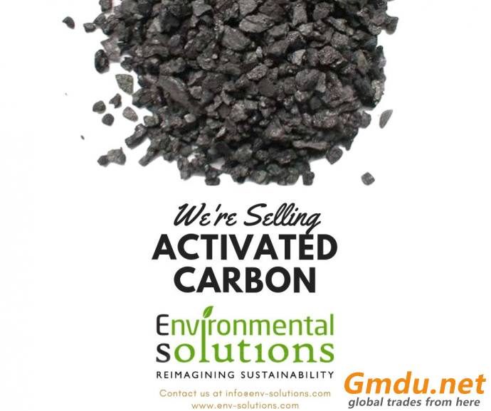 Spent Activated Carbon