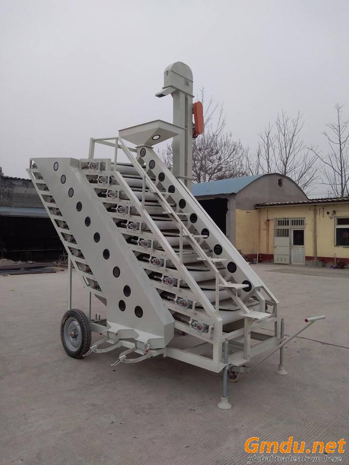 Belt Seed Cleaning Machine