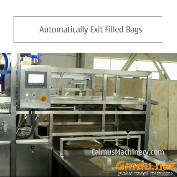 Fully-automatic 3-25L BIB Post Mix Syrup Coke Filler Bag in Box Filling Machine