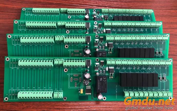 HDI circuit printed board, HDI PCB, PCBA
