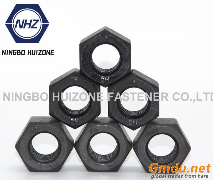 HEAVY HEX NUTS ASTM A194/A563