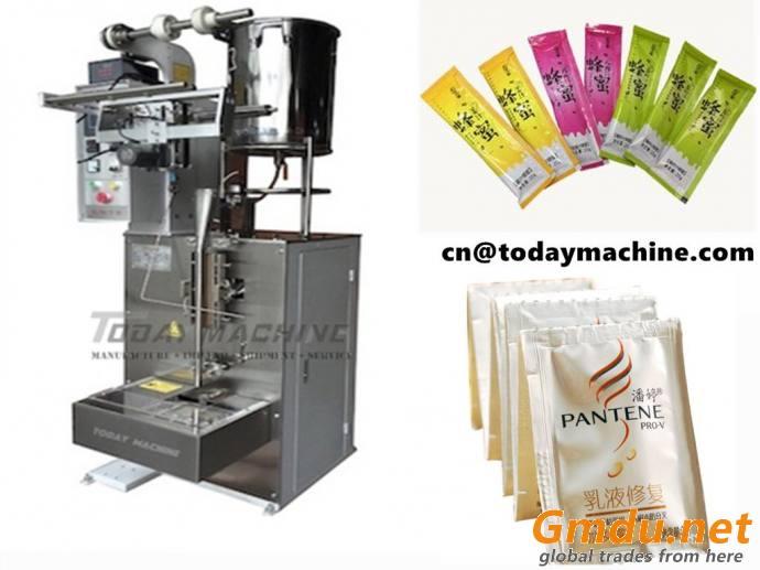 Flowability Liquid Stick Packaging Machine packaging honey