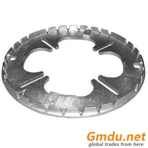 Aluminum Roof Drain Dome Strainer and Clamping Ring For Roof Drainage