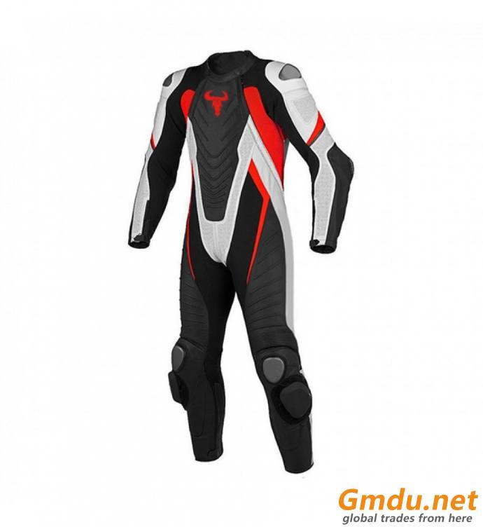 Motorbike leather Suit