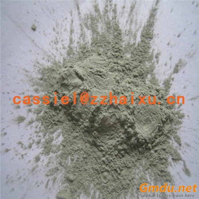 Green silicon carbide/GC/SIC