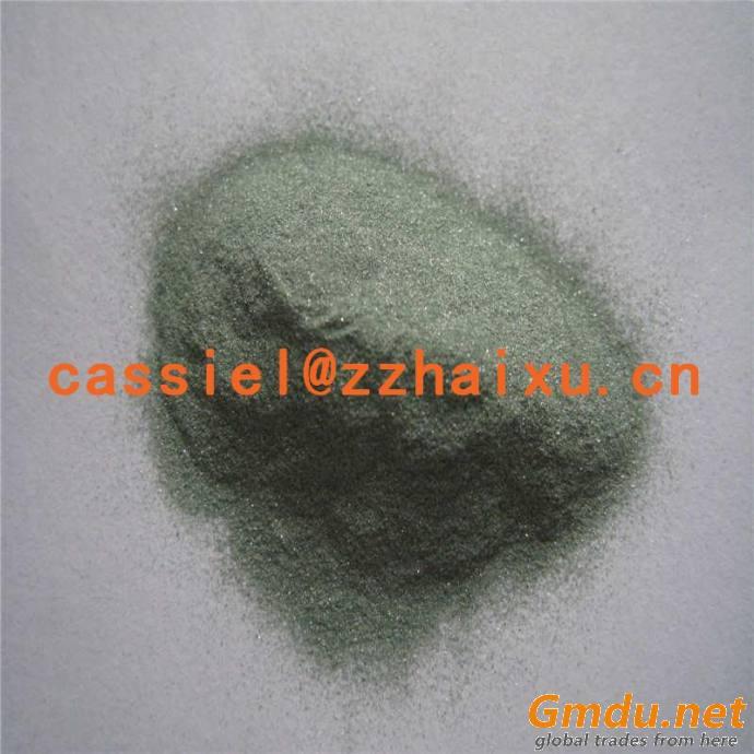 16-240mesh Green Silicon Carbide