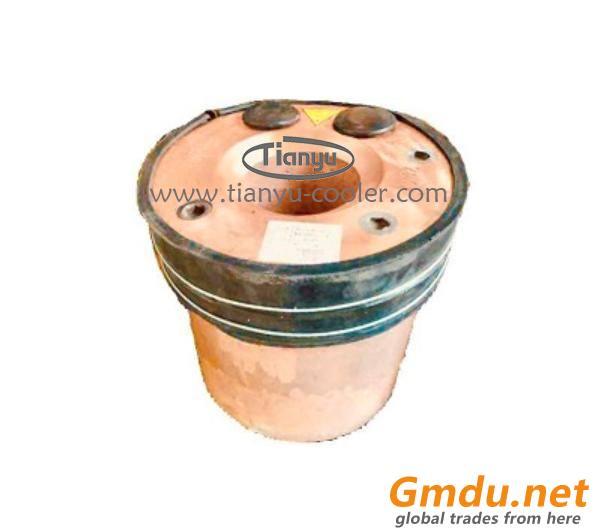 Cast Copper Tuyere Cooler