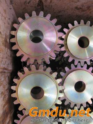 sprockets and gears