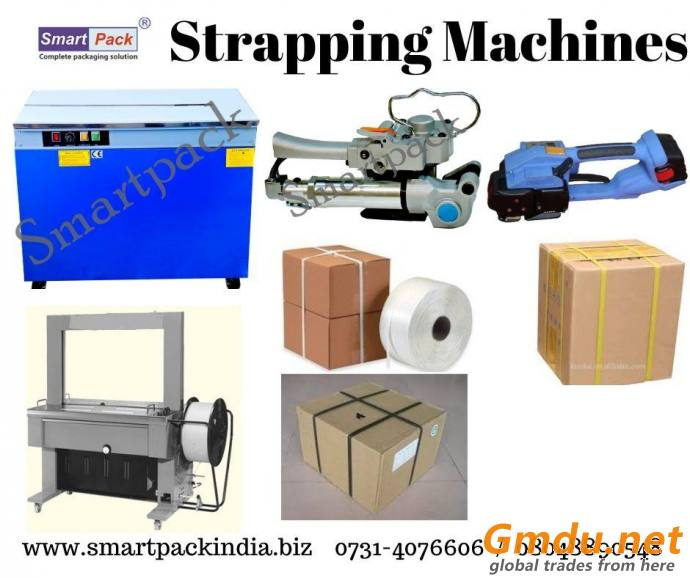 Strapping machine in Chandigarh