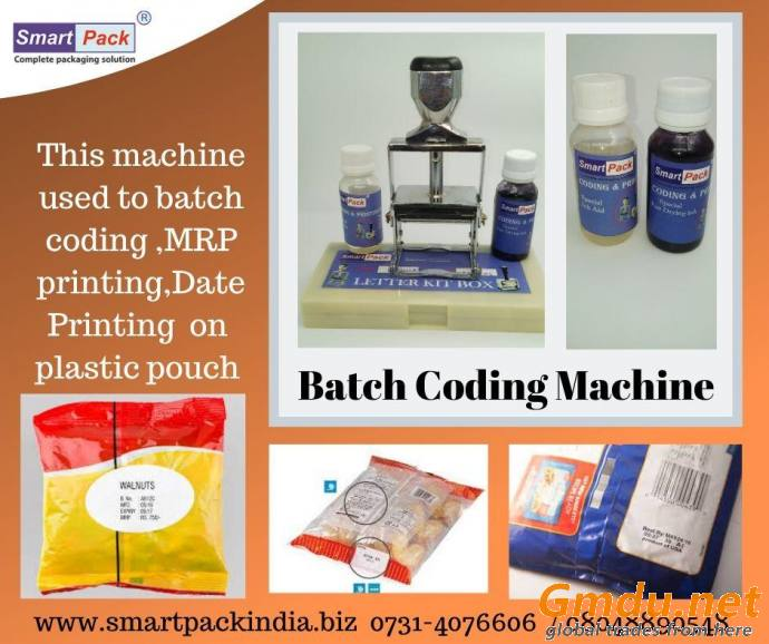 manual batch coding machine in Aurangabad