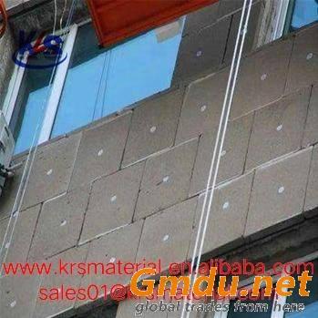 Foam glass panels