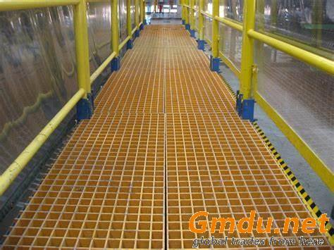 FRP molded grating,FRP pultruded grating, FRP ladder,FRP structural profiles,FRP handrail