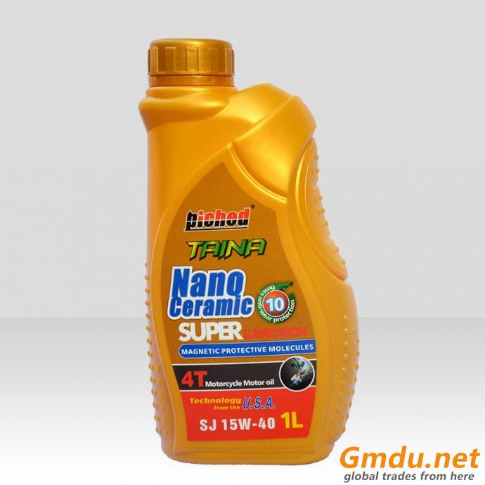 Motorcycle Lubricants SAE SN SM SL 20W50