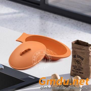 silicone fish bowl