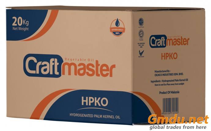 Hydrogenated Palm Kernel Oil (HPKO)