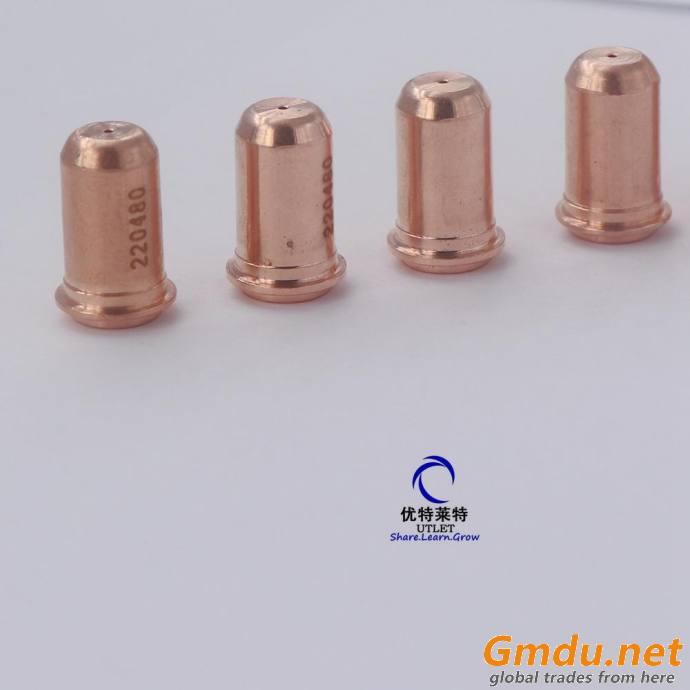 30A CNC cutting nozzle 420134 electrode 420132 protection cap 420399