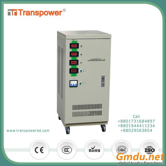 20 KVA Automatic Industrial Voltage Stabilizer