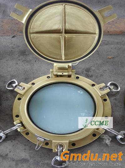 Marine Welded Portholes marine window with skylight