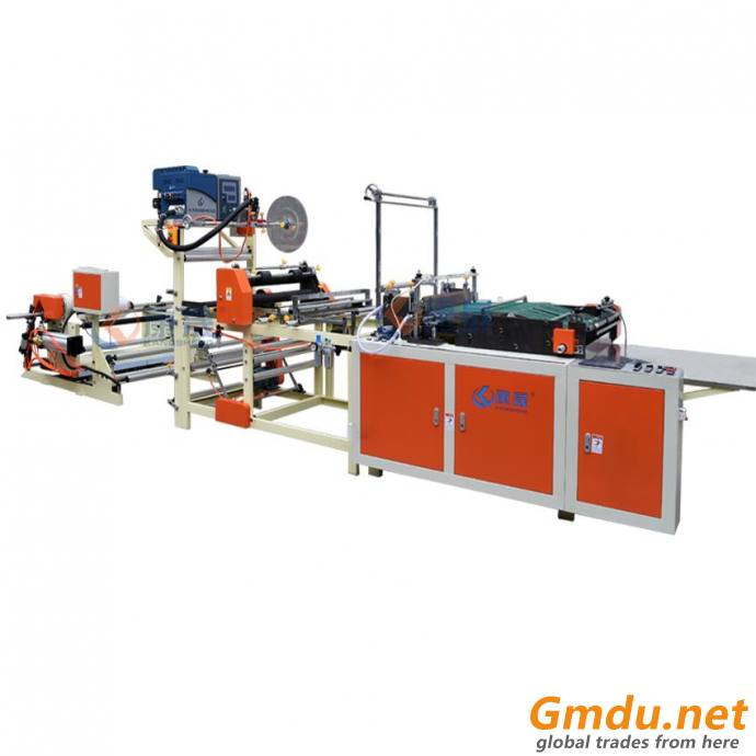 Courier bag making machine