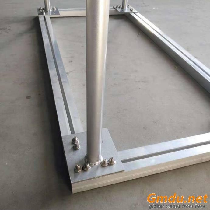 Double Layer Equipment Pedestal HDG.1370.60.EPZ