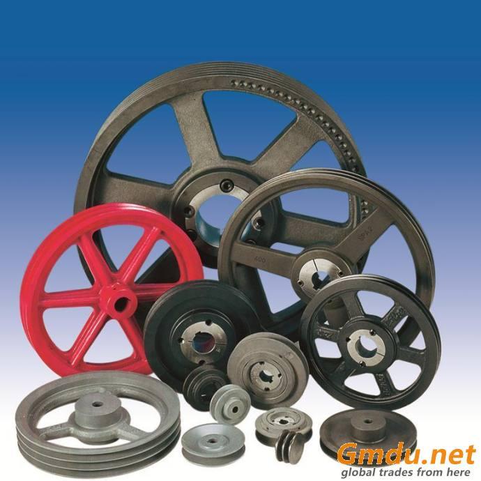 European (DIN) Standard Pulleys