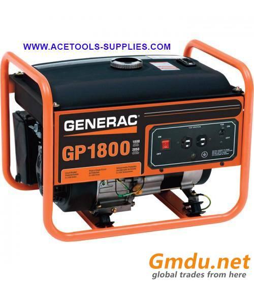Portable Generator Generac GP1800 - 2050 Surge Watts, 1800 Rated Watts