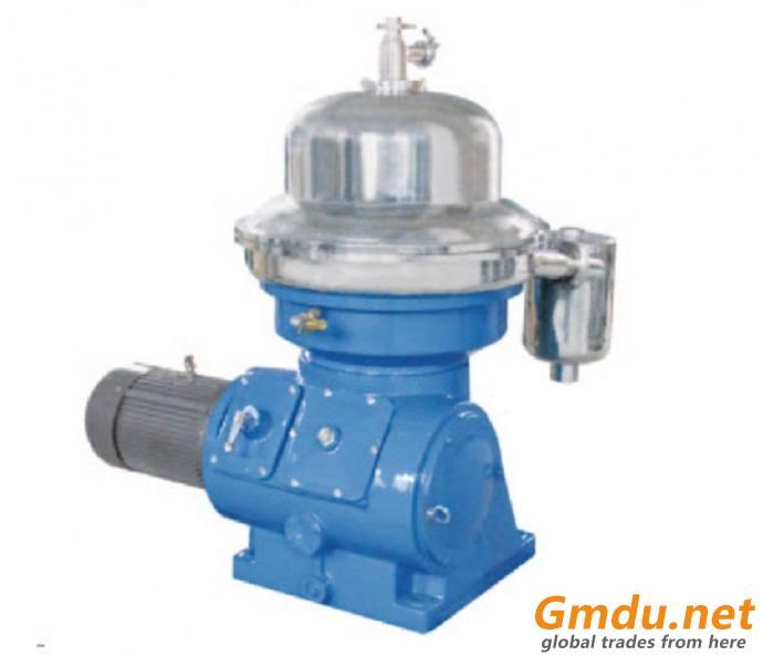 Centrifugal separator machine