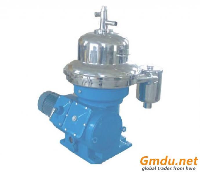 Liquid Liquid Solid Separation machine